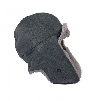 کلاه نظامی آلمانی پشمی مدل چندحالته