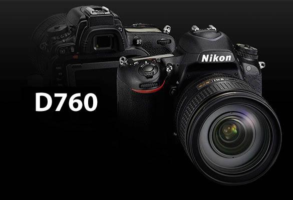 دوربین نیکون D760