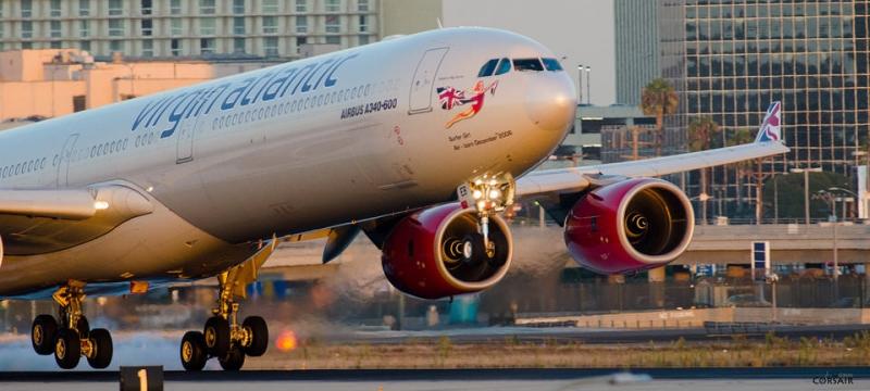 عکاسی از بلند شدن هواپیما