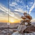 .تکنیک های عکاسی طبیعت : قانون یک سوم در عکاسی طبیعت