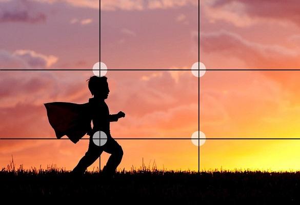 قانون یک سوم در عکاسی چیست؟