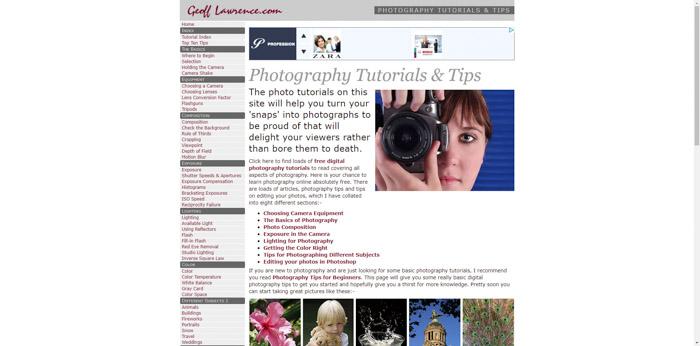 بهترین وبسایت های عکاسی جهان