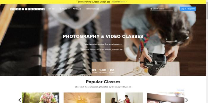 بهترین سایت های عکاسی