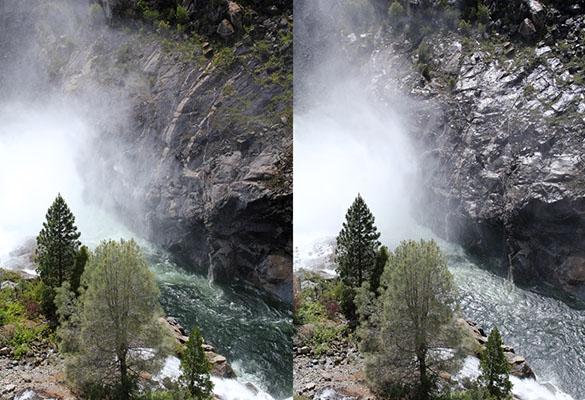 تکنیک های عکاسی طبیعت : استفاده از فیلتر پلاریزه