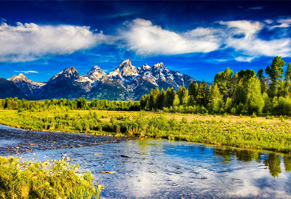 تکنیک های عکاسی طبیعت : عکاسی HDR در طبیعت