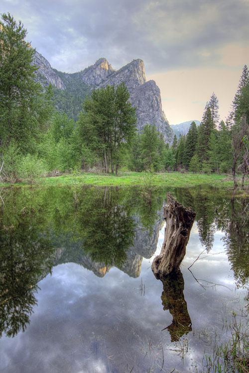 عکاسی HDR در طبیعت