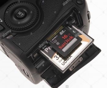 انواع کارت حافظه دوربین