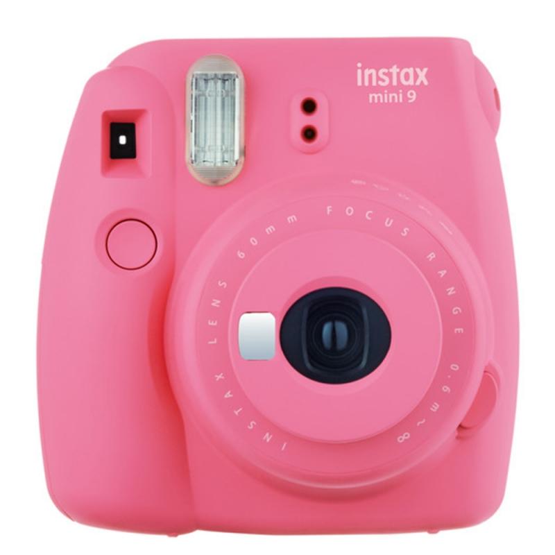 دوربین چاپ سریع فوجی فیلم صورتی رنگ Instax Mini 9 Pink