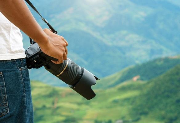 کاربرد هود لنز دوربین
