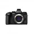 .دوربین حرفه ای بدون آینه الیمپوس Olympus OM-D E-M10 مشکی بدنه