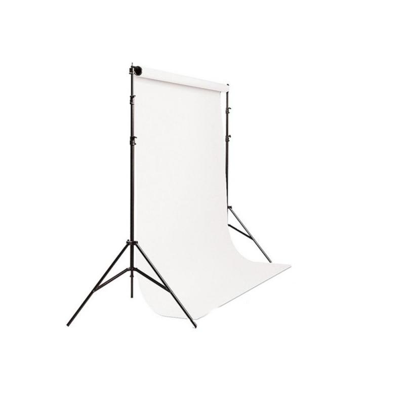 فون عکاسی (پرده عکاسی) سفید 5×3 پارچه شطرنجی سوزنی
