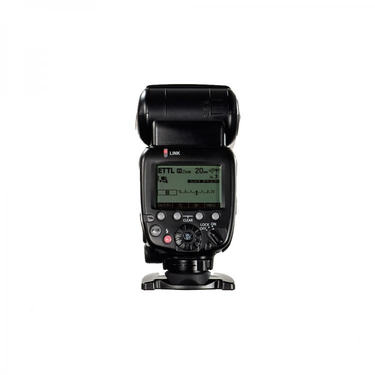 خرید فلاش اکسترنال کانن اسپیدلایت مدل jinbei 600C-TTL