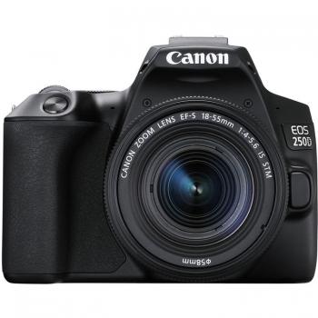 دوربین عکاسی کانن Canon 250D با لنز 55-18 IS STM