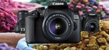 دوربین عکاسی کانن 1500d