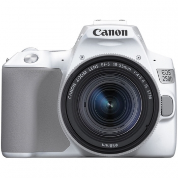 دوربین عکاسی کانن Canon 250D با لنز 55-18 IS STM - سفید