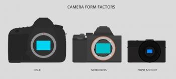 تفاوت دوربین خانگی و DSLR