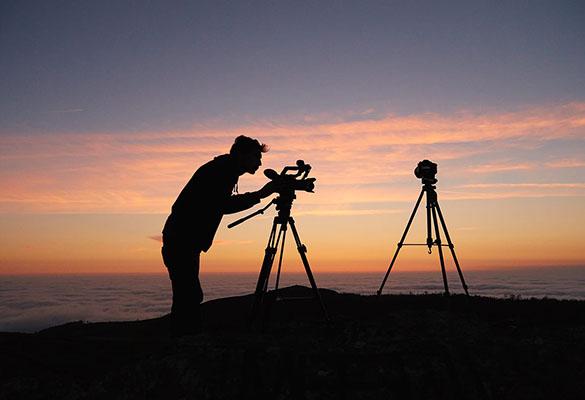 تکنیک های عکاسی طبیعت