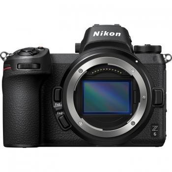 دوربین بدون آینه نیکون Nikon Z6 Mirrorless Body بدنه بدون لنز