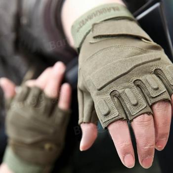 دستکش نیمه انگشت امریکایی