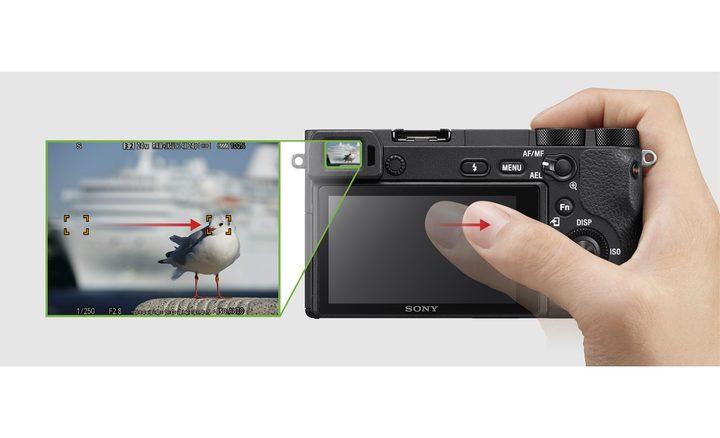 دوربین سونی a6500