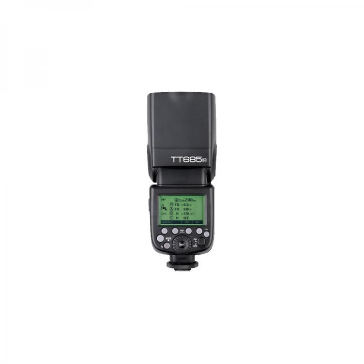 خرید فلاش اکسترنال نیکون مدل گودکس TT685-N TTL