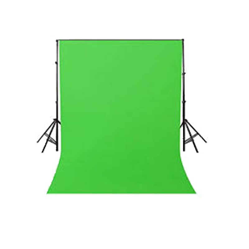 فون عکاسی (پرده عکاسی) سبز ۵×۳ پارچه شطرنجی سوزنی