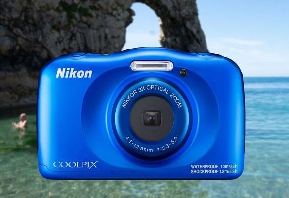 نیکون Coolpix W150 معرفی شد