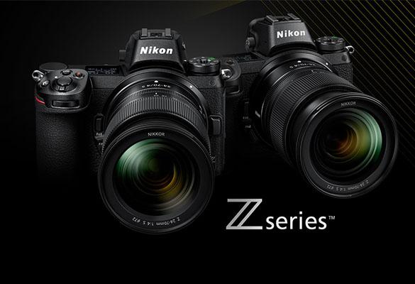 مقایسه دوربین نیکون z6 و نیکون z7