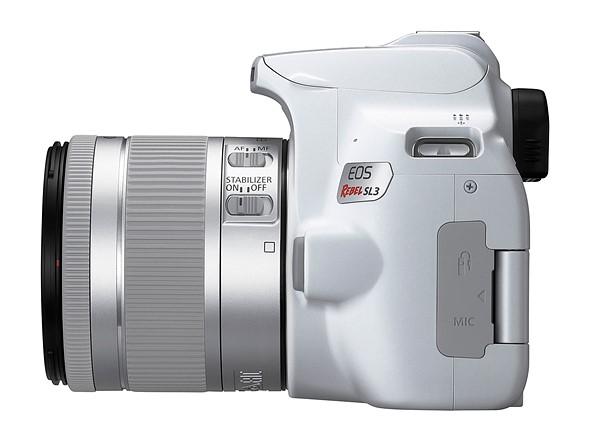 مشخصات 250D کانن