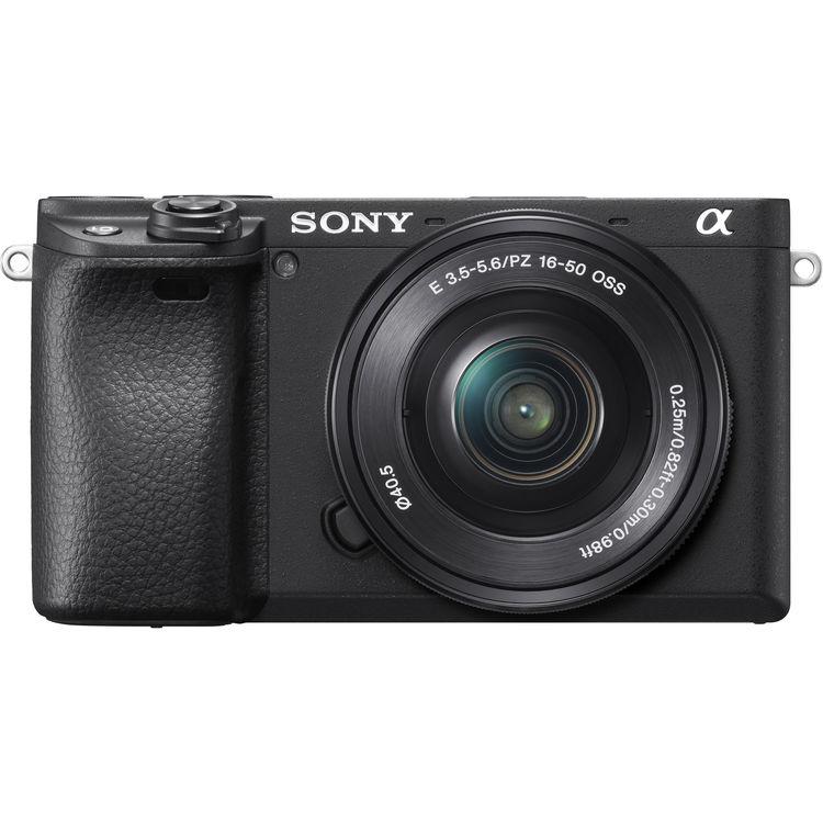 دوربین بدون آینه سونی Sony Alpha a6400 Mirrorless 16-50mm OSS