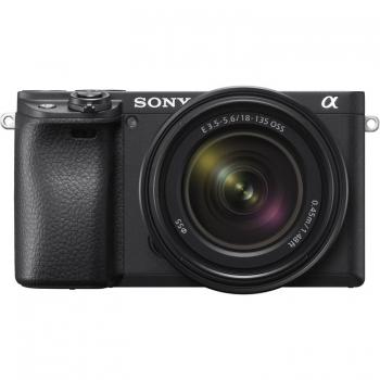 دوربین بدون آینه سونی Sony Alpha a6400 Mirrorless 18-135mm OSS