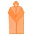 پانچو بارانی کوهنوردی مدل دکمه دار ساده ( نارنجی)