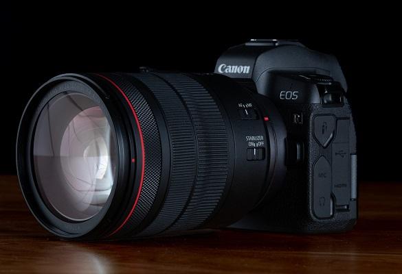 آیا زمان خرید یکی از دوربینهای بدون آینه سری R است؟