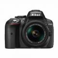 دوربین عکاسی نیکون Nikon D5300 با لنز 55-18 AF-P VR (کارکرده)