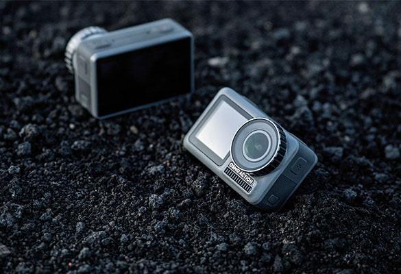 معرفی دوربین اسمو اکشن ( DJI Osmo Action Camera )