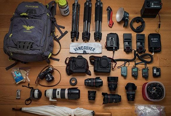 عکاسی ارزان و راهنمای خرید تجهیزات عکاسی ارزان