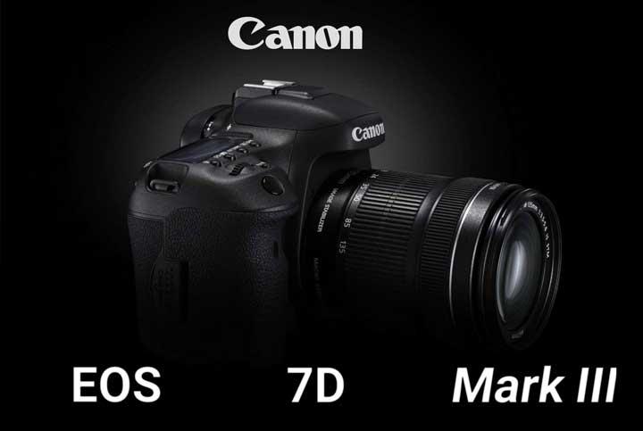 دوربین کانن 7D mark III