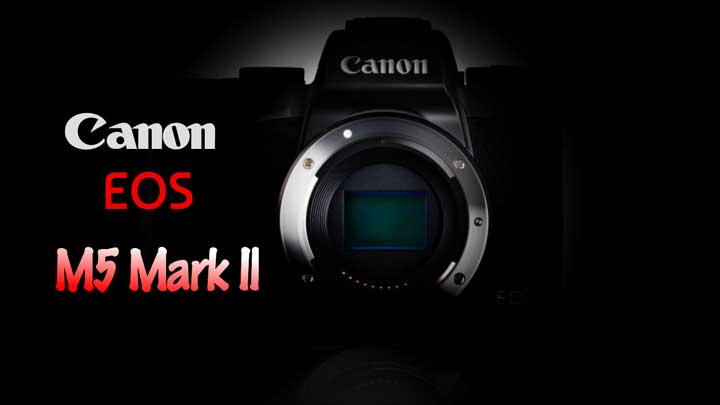 دوربین کانن M5 Mark II
