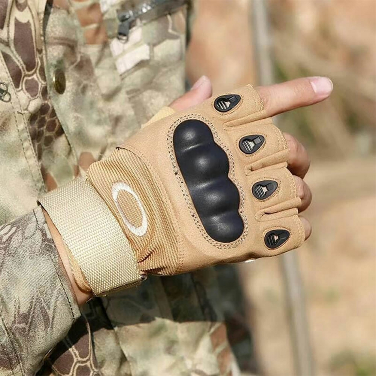 دستکش نیمه انگشت اوکلای مدل اصلی
