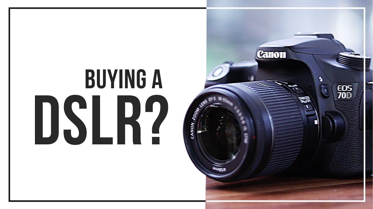 دوربین حرفه ای DSLR