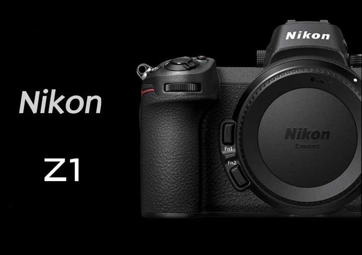 دوربین نیکون Z1