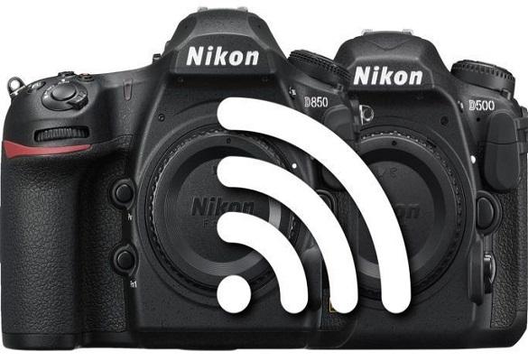 نیکون پشتیبانی از وای فای را در Snapbridge به دوربینهای D850 ، D500 ، D7500 و D5600 اضافه کرد