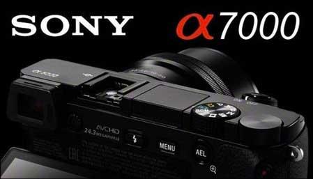 دوربین سونی a7000