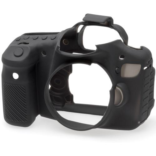 محافظ و کاور سیلیکونی دوربین عکاسی کانن ۶۰D مشکی