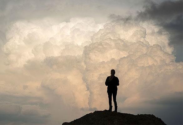 آموزش عکاسی از ابرها ، المانهای جذاب طبیعی