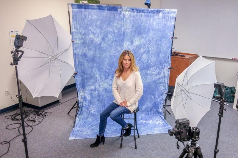 تجهیزات عکاسی پرتره استودیویی