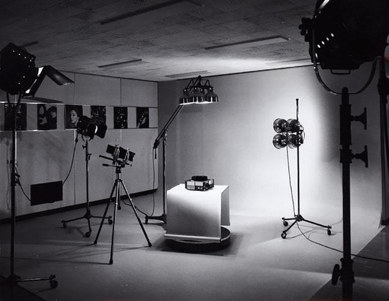 استودیوی عکاسی حرفه ای