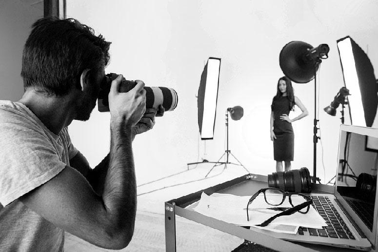 استودیو عکاسی پرتره