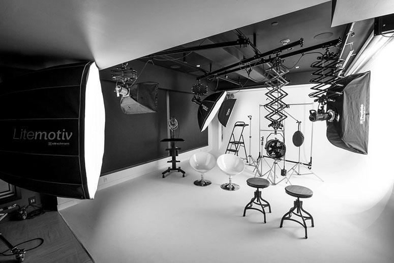 استودیو عکاسی حرفه ای