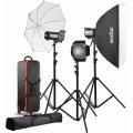 کیت فلاش چتری استودیویی گودوکس Godox QS-400 II